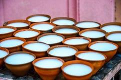 Offerings Indien Fotografering för Bildbyråer