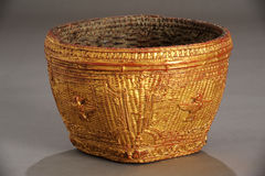 Offers container of Burma Royalty Free Stock Photo