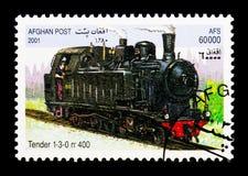 400 offerte 1-3-0, Locomotieven serie, circa 2001 Stock Fotografie