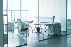 In office. Work cabin in the  office Royalty Free Stock Photos
