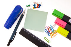 Office accessories Stock Images