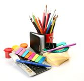 Office accessories Stock Photo