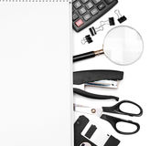 Office accessories . Stock Photos
