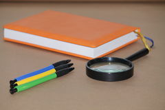 Office accessories, office Stock Images