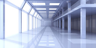 Office Architecture Royalty Free Stock Photos