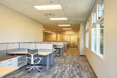 Office area Royalty Free Stock Photography