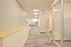 Office area Royalty Free Stock Photo
