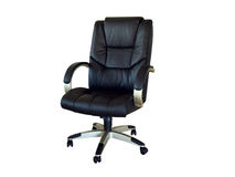 Office arm-chair Stock Images