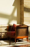 The office armchair Stock Photos