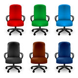 Office Armchairs Stock Photography