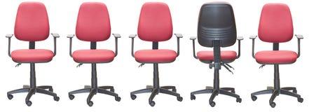 Office armchairs Stock Photos