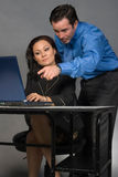 Office assistance stock images