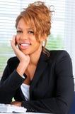 Office Beauty Stock Photo