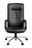 Office black armchair Royalty Free Stock Photos