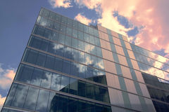 Office blocks Royalty Free Stock Images