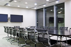 Office Board Room Royalty Free Stock Photos