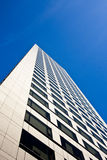 Office building. Modern office building in daylight Royalty Free Stock Image