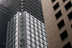 Office Building. Tokyo Office Building Royalty Free Stock Image