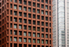 Office Building. Tokyo Office Building Royalty Free Stock Photos
