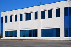 Office Building. A modern commercial office building Stock Images