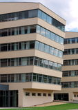 Office building. Modern, empty office building with offices to rent royalty free stock photography