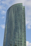 Office building. One of the several office buildings of moscow business center Stock Images