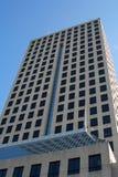 Office building. On blue sky background Stock Photo