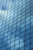 Office building. Sky reflecting in windows of office building Stock Images