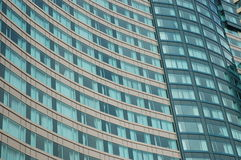 Office Building. Close-up of the exterior of an office building stock images