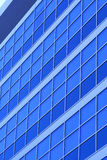 Office building. Glass windows of a modern office building stock photo
