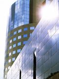 Office building. Glass building Stock Photography