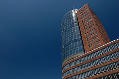 Office Building. Skyscrapers in Hamburg, germany Stock Photography