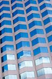 Office Building Abstract stock image