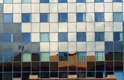 Office building abstract detail Royalty Free Stock Image