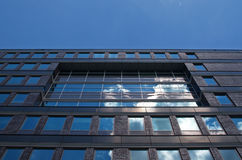 Office building in Amersfoort. The business center in Amersfoort, the netherlands Stock Images