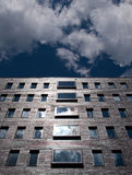 Office building in Amersfoort. The business center in Amersfoort, the netherlands Royalty Free Stock Image