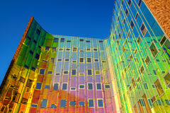 Office Building Arc en Ciel Deventer Netherlands. On a sunny day Royalty Free Stock Image
