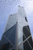 Office building-Bank of China Stock Photos
