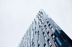 Office Building from Below Royalty Free Stock Images
