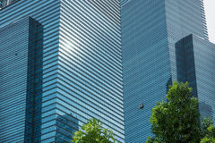 Office building in big city Stock Photography