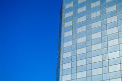 Office building and blue sky Stock Photo