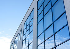 Office building and business center Royalty Free Stock Images