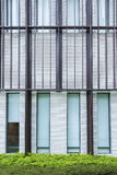 Office building in business district Royalty Free Stock Photos