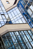 Office building close up Royalty Free Stock Photos