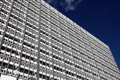 Office building closeup Royalty Free Stock Images