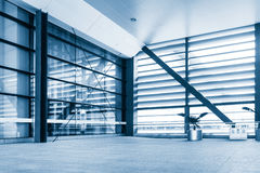 Office building corridor Royalty Free Stock Images