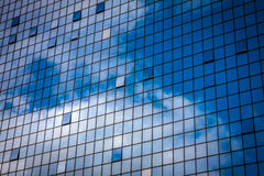 Office building detail Royalty Free Stock Images