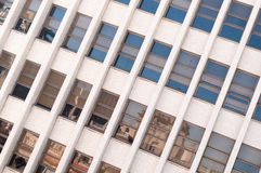 Office building detail in sao paulo, Brazil Royalty Free Stock Image