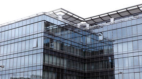 Office building exterior Stock Image