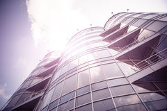 Office building exterior Stock Photography